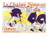 The Simpson Chain  1896