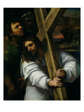 Jesus Carrying the Cross  circa 1535