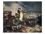 Battle of the Dunes  14th June 1658  1837