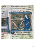 Geometry from a Collection of Scientific  Philosophical and Poetic Writings  French  13th Century