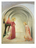 The Annunciation  1442