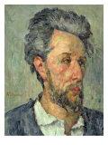 Portrait of Victor Chocquet  1876-77