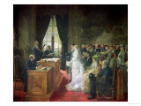 The Civil Marriage  1881