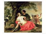 Venus and Adonis  circa 1620