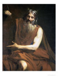 Moses with the Tablets of the Law  circa 1627-32
