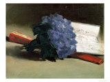 Bouquet of Violets  1872