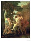 Venus  Faun and Putti  Early 1630s