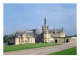 The Petit Chateau  Also Called the Chatelet or Capitainerie