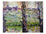 View of Arles  c1889