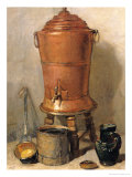 The Copper Drinking Fountain  circa 1733-34