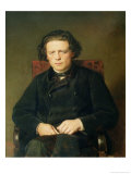 Portrait of Anton Rubinstein 1870