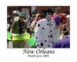 Mardi Gras 2006 - St Ann's Walking Parage