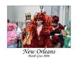 Mardi Gras 2006 - Saint Ann's Parade