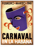 Carnaval  Habana  1941