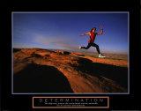 Determination: Runner