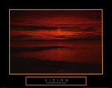 Vision: Crimson Morning