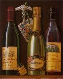 Champagne Bottles I