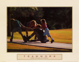 Teamwork: Family of Skaters