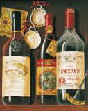 Wine Bottles I