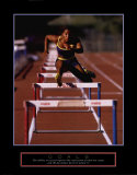 Goals: Runner Jumping Hurdles