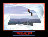 Excellence: Snow Climber