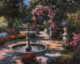 Garden Fountain