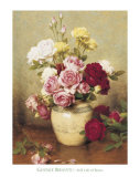 Heritage  Still Life with Roses