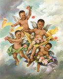 Black Cherubs