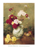 Heritage  Still Life with Carnations
