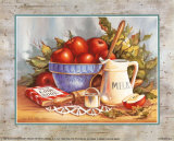 Cookbook and Apples
