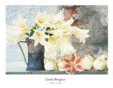 Longiflorum Lilies in a Jug