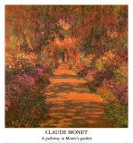Pathway in Monet's Garden