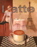 Latte  Paris
