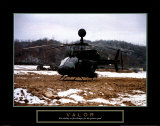 Valor: Helicopter Landing