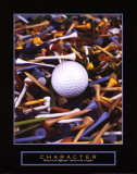 Character: Golf Tees