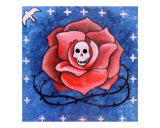 Day of the Dead: Sacred Rose