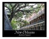 Jackson Square  New Orleans - Post Katrina