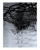 """""""Tornado""""  Abstract Drawing 09  Arles Series"""