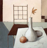 Still Life in Grey IV