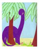 Prehistoric Pals Brontosaurus