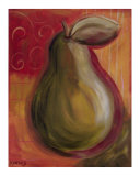 Painterly Pear