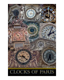 Clocks of Paris