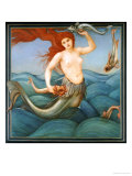 A Sea-Nymph