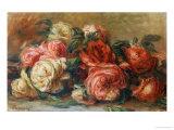Discarded Roses Giclée par Pierre-Auguste Renoir