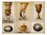 A Selection of Designs from the House of Carl Faberge