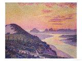Sunset at Ambleteuse  Pas De Calais
