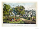 American Homestead; Autumn