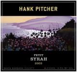 Petit Syrah  2003