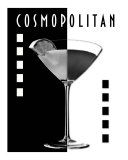 Cosmopolitan (B&W)