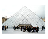 The New Louvre  Paris